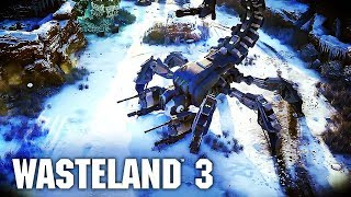 """Wasteland 3 - Official Cinematic """"1987"""" Trailer 