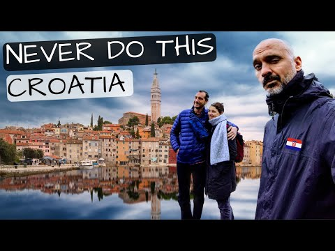 Never Do This In Croatia 🇭🇷 5 Things You DON'T DO In Hrvatska