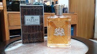 Ralph Lauren Safari Men Fragrance Review(1992)