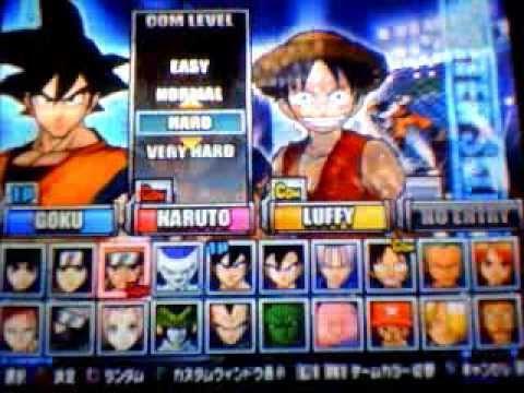 1033x774 naruto, goku , luffy and ichigo coloring by nohealsfoyou | anime>. Goku Vs Naruto Vs Luffy Youtube