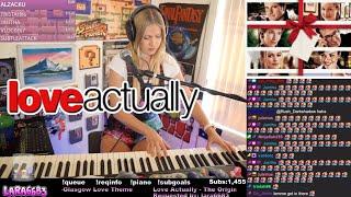 Glasgow Love Theme - Love Actually (piano cover)