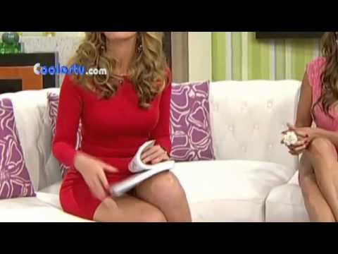 Raquel Bigorra Upskirt TV thumbnail