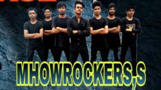 Mhow rockers  Dance crew showcase One Direction workshop