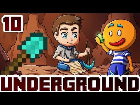 Minecraft Underground #15 Les secrets de Tartaros