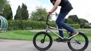 BMX Park Riding - Angry Parent