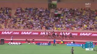 Jakob Ingebrigtsen 1500m 3:31.18