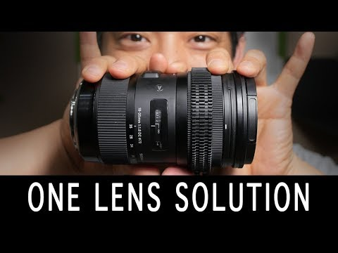Best lens for narrative filmmaking - Sigma 18-35 f/1.8