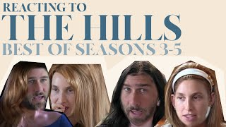 Reacting to 'THE HILLS' | Bęst of Seasons 3-5 | Whitney Port