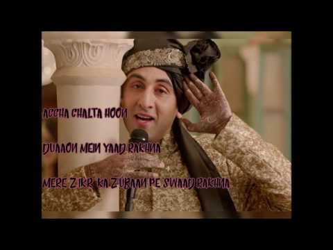 Channa Mereya - Lyrics + Pictures - Lyrics Machine