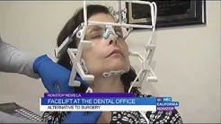 Facelift At The Dentist's Office – Cosmetic Dentistry Makes Patients Look Years Younger