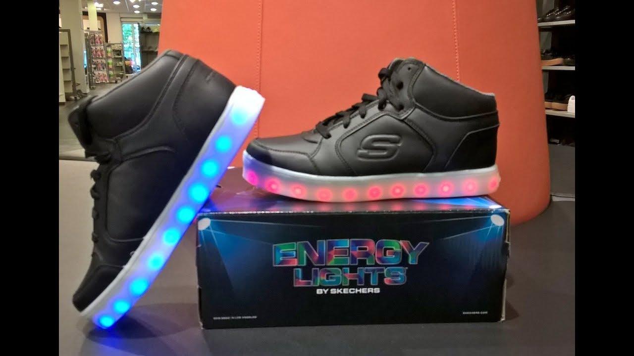 8d3cea758b5 Skechers Energy Lights! - YouTube