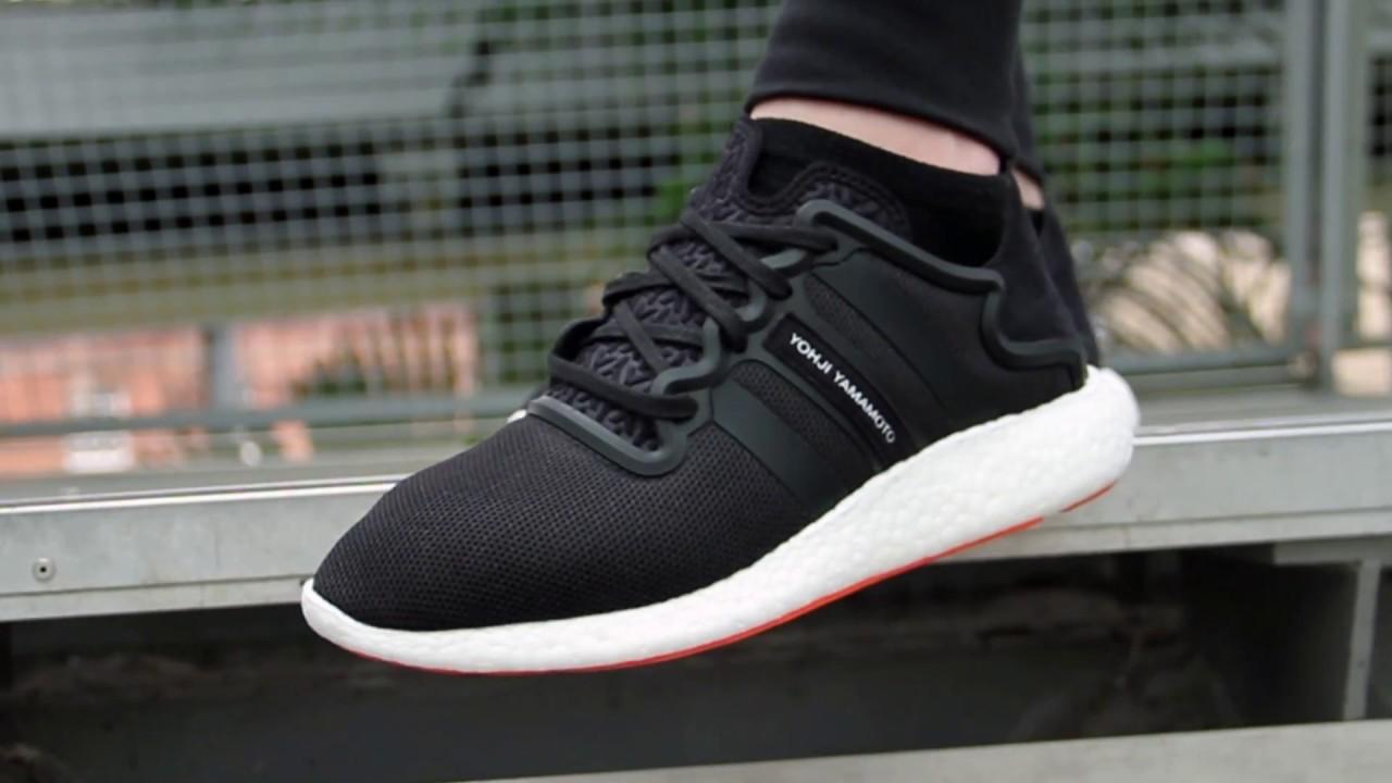 33983ac853836 Y3 Yohji Run Sneakers 2017