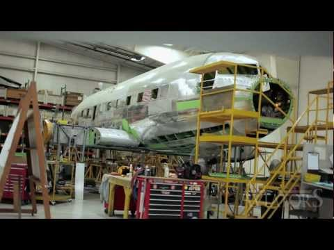 Aviators Season 3 - Giving the Venerable DC-3 New Life