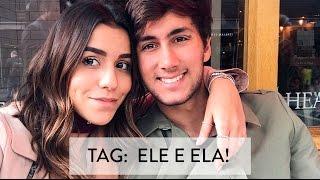 TAG: ELE & ELA!