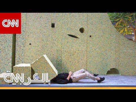 جدار يعكس الحواجز الحقيقية في لبنان.. ولكن ما سر فجواته؟  - نشر قبل 3 ساعة