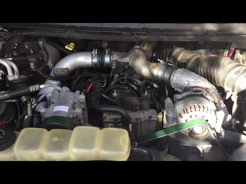 7.3 Powerstroke Exhaust Back Pressure Sensor Location