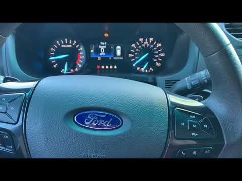 2016 Ford explorer issues and reliability