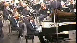 Beethoven 2nd Piano Concerto, B-Flat Major, 1st Movement, Part 1