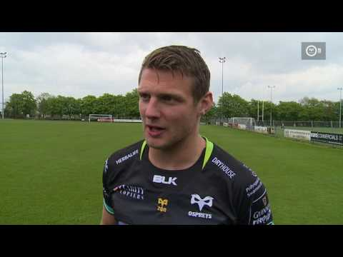 Ospreys TV: Dan Biggar - British & Irish Lion!
