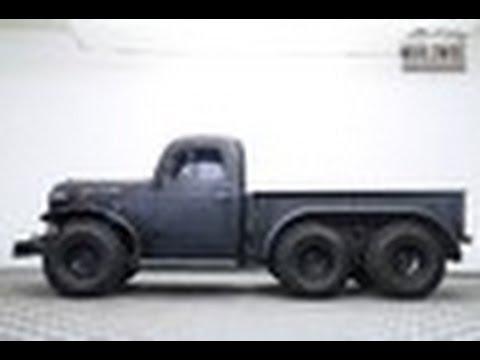 Six Wheel Dodge Power Wagon for sale - YouTube