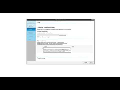 How to install Creo Parametric 3.0, Creo Simulate