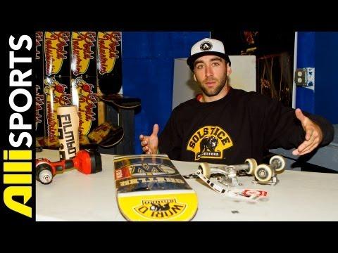 Anthony Shetler's 2012 World Industries Skateboard Complete, Setup Alli Sports