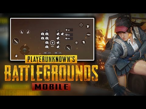 PUBG Mobile Best Controls Cinemapichollu