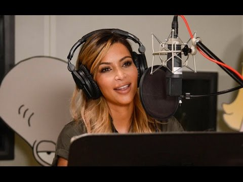 Kim Kardashian Is A Fuzzy Alien! Reality Star To Voice Character For An Episode Of American Dad