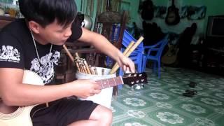 Hướng dẫn lắp và chỉnh dây đàn guitar