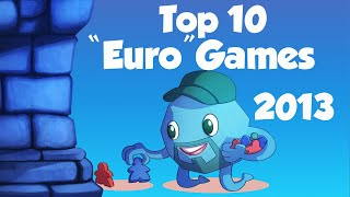 Top 10 Eurogames