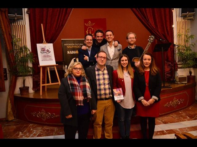 """VÍDEO: Estuvimos en la presentación del libro """"Vieja túnica y otros relatos"""", de Manuel Guerrero"""
