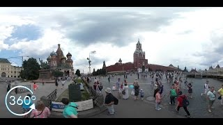 360˚ Moscow Red Square #VR360