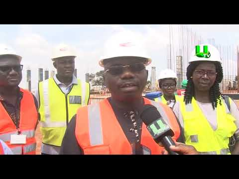 Parliamentary Select Committee Inspects Kumasi International Airport Project