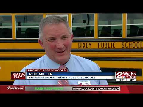 Bixby schools working out kinks with bus routes