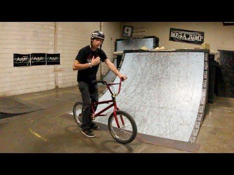 How To Front Flip BMX