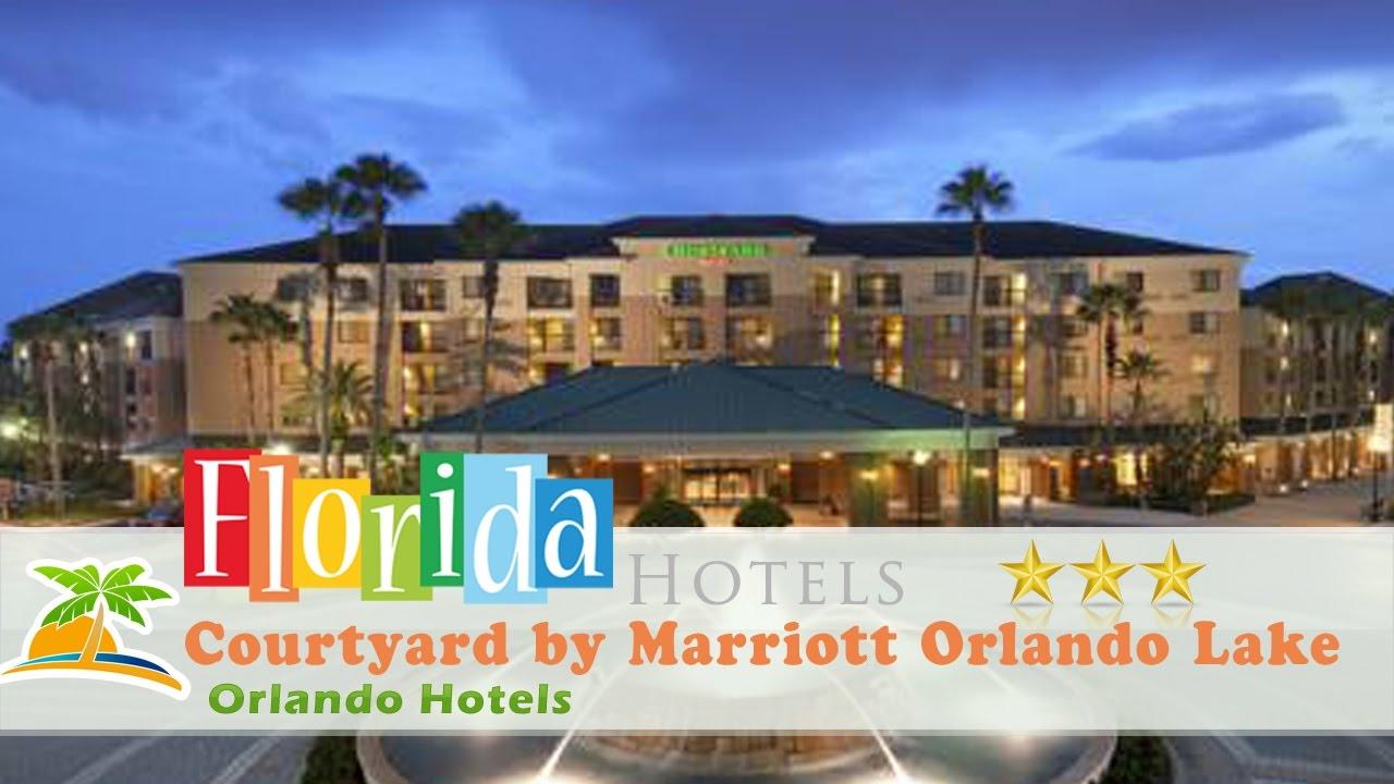 Courtyard Marriott Hotels Orlando Florida