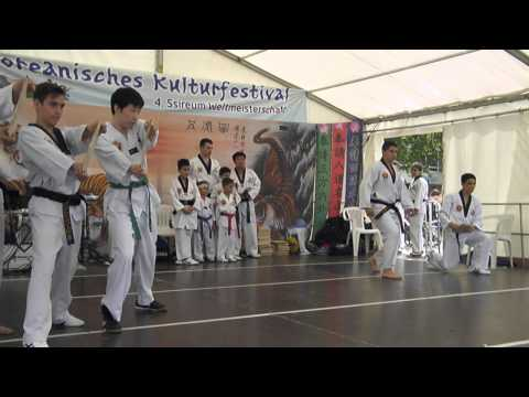 COREAN CULTURE FESTIVAL FRANKFURT 2 - June 8. 2013 SEOUL SPORT SCHOOL