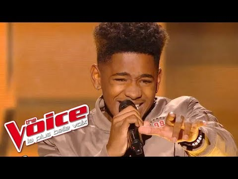 Lisandro - « Can't stop the feeling » (Justin Timberlake) | The Voice 2017 | Blind Audition