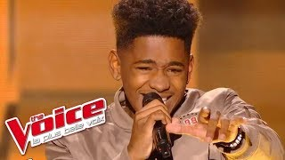 Justin Timberlake – Can't stop the feeling | Lisandro Cuxi | The Voice France 2017 | Blind Audition