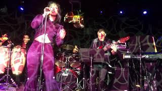 Selena Tribute band live at the Conga Room