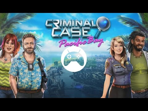 CRIMINAL CASE: PACIFIC BAY Android Gameplay