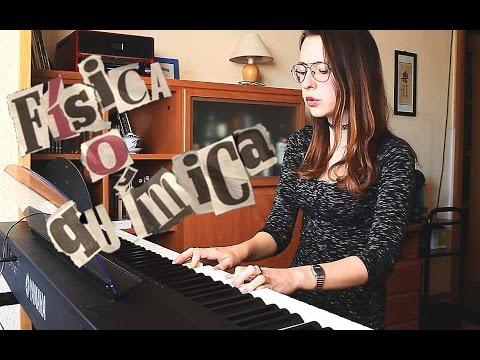 Física o Química - Despistaos (Piano)