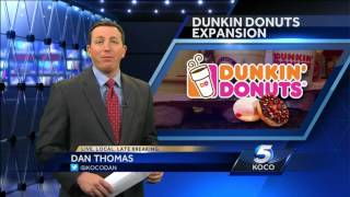 Dunkin Donuts expanding in Metro