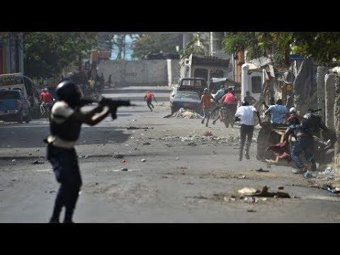 Haiti anti-government corruption protests Q&A