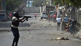 Baixar Haiti anti-government corruption protests Q&A