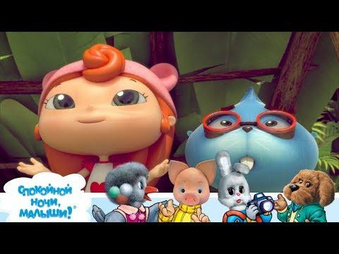 СПОКОЙНОЙ НОЧИ, МАЛЫШИ! - Пальма первенства - Мультфильмы для детей (Дуда и Дада)