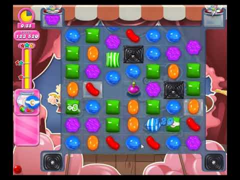 Candy Crush Saga Level 2795 - NO BOOSTERS