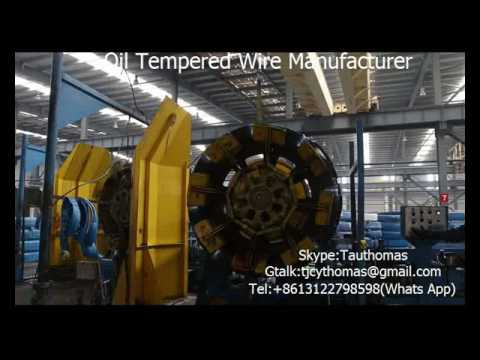 Oil Tempered Wire Producing
