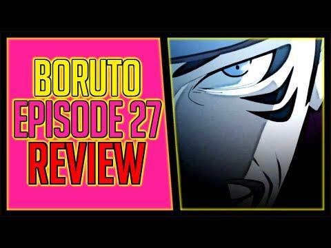 Boruto Episode 27 Review