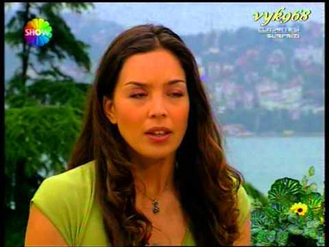 tuba buyukustun , nurgul yesilcay  , Berguzar Korel ShowTV report 18.08.2012